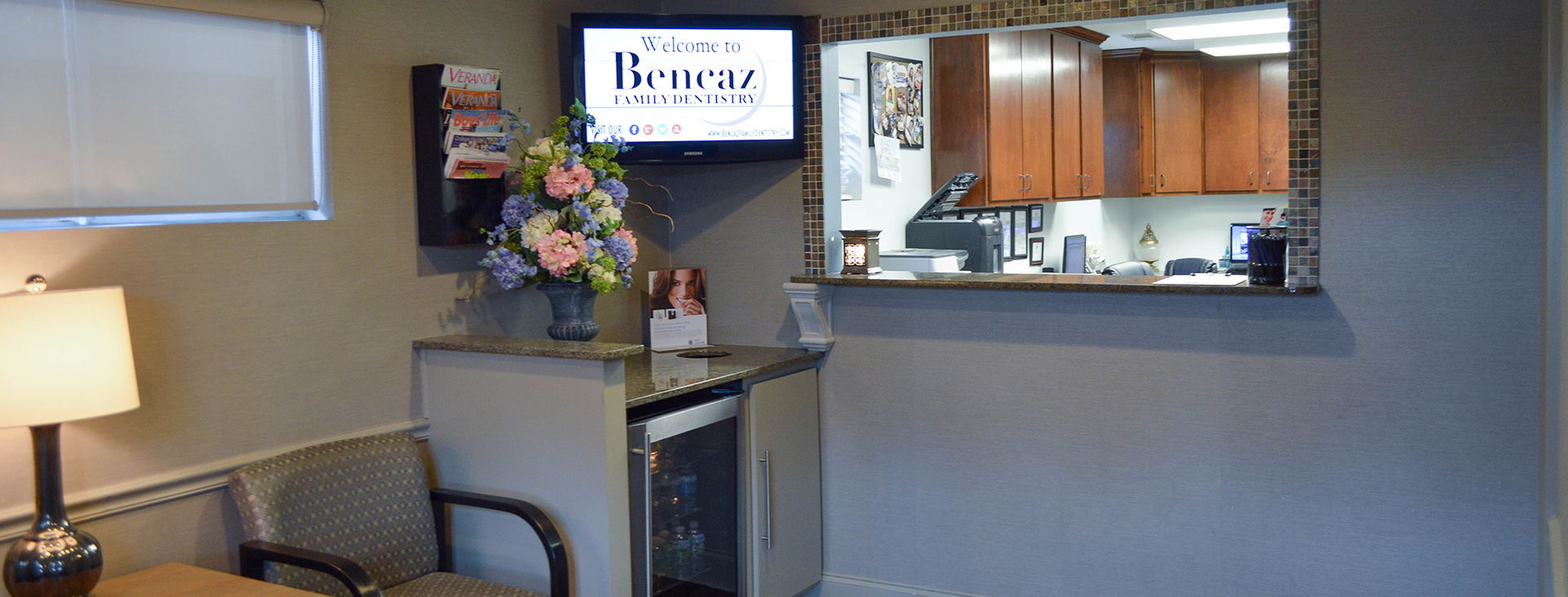 Your Comfort is Important to Us at Bencaz Family Dentistry Denham Springs, LA