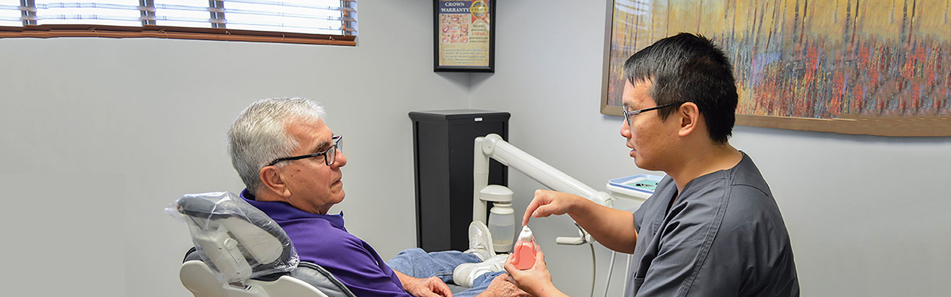 Restoration Dentistry at Bencaz Family Dentistry Denham Springs, LA